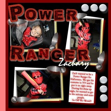 Go, Go, Power Rangers