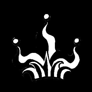 The Mistresses Sketchbook Jester Logo