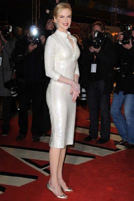 Nicole Kidman in transparent dress - Rose Kidman Urban - Zimbio