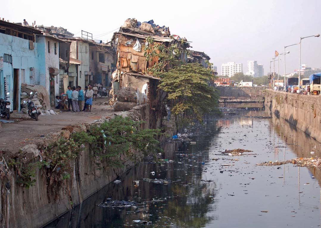 The perfect slum: november 2009