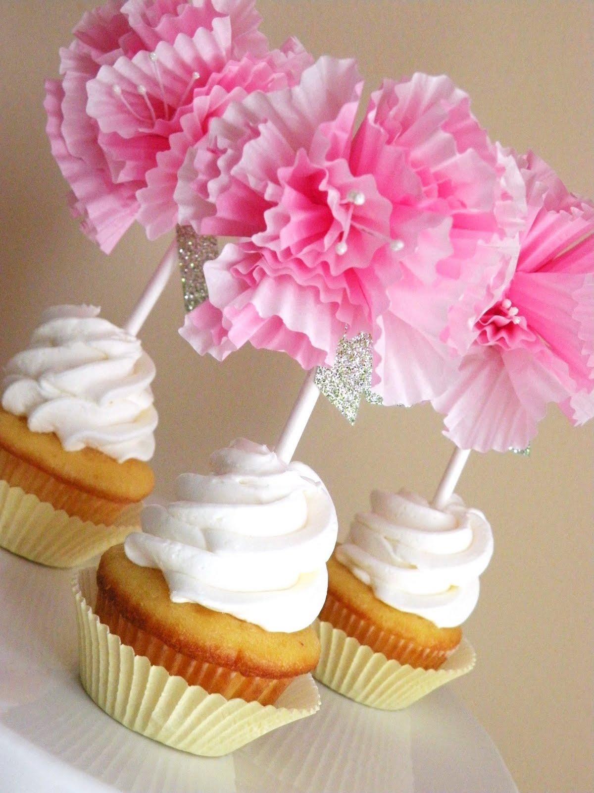 Diy Cupcake Topper