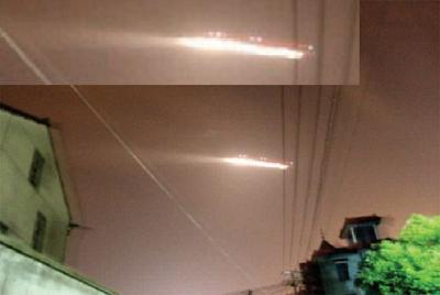 Chine: un ovni perturbe le trafic aérien China-airport-ufo