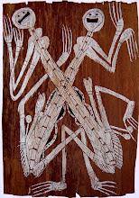 Art aborigène -Australie