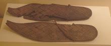 sandale de momie
