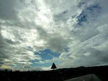 ciel menaçant