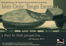Men Only: Tango Escencia, with Mario Ferraro