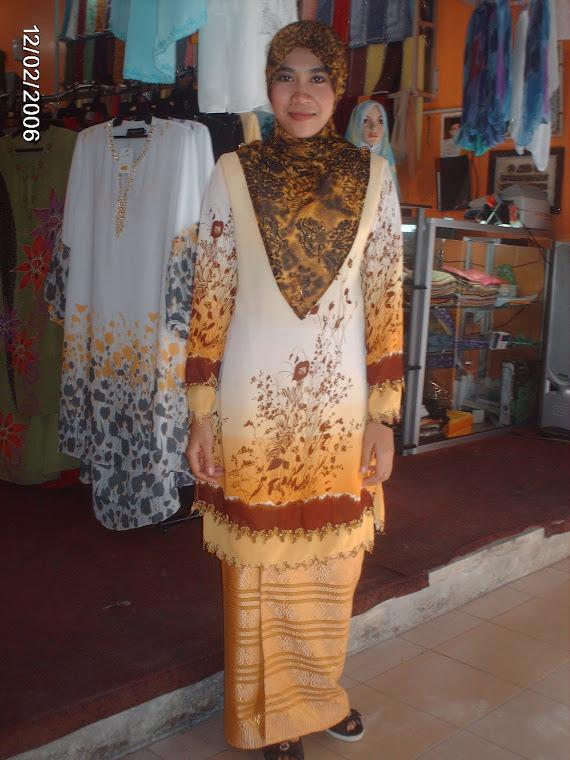 Fesyen Kontemporari Wanita Melayu