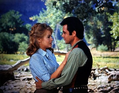 Image result for michael callan and jane fonda cat ballou