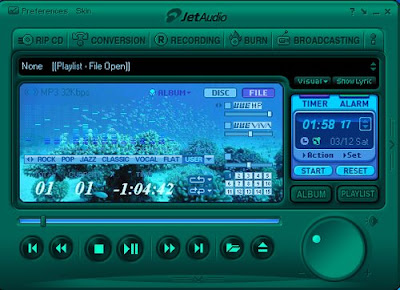 Как сделать джет аудио проигрывателем по умолчанию