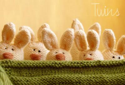 Amazon.com: Plymouth 1565 Baby Bunny Yarn Pattern Leaflet