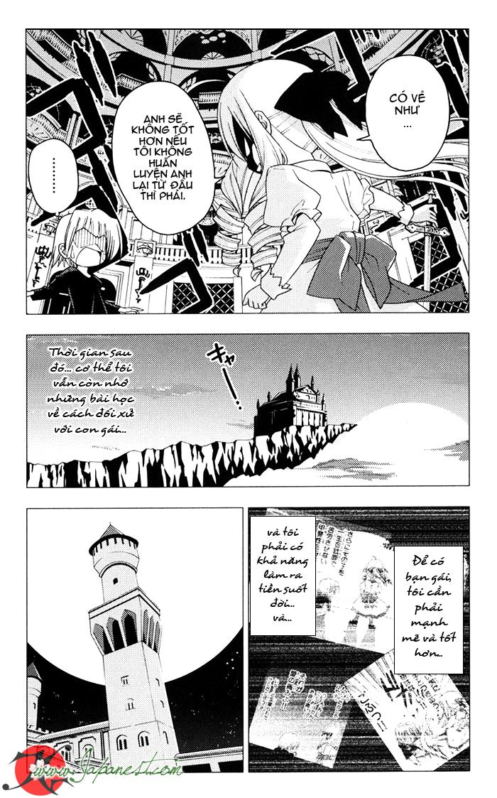 Hayate No Gotoku! trang 14