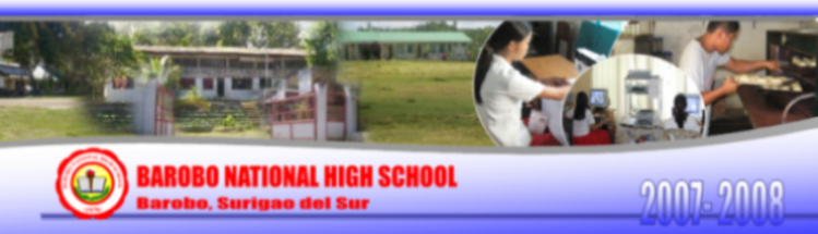 Barobo National High School