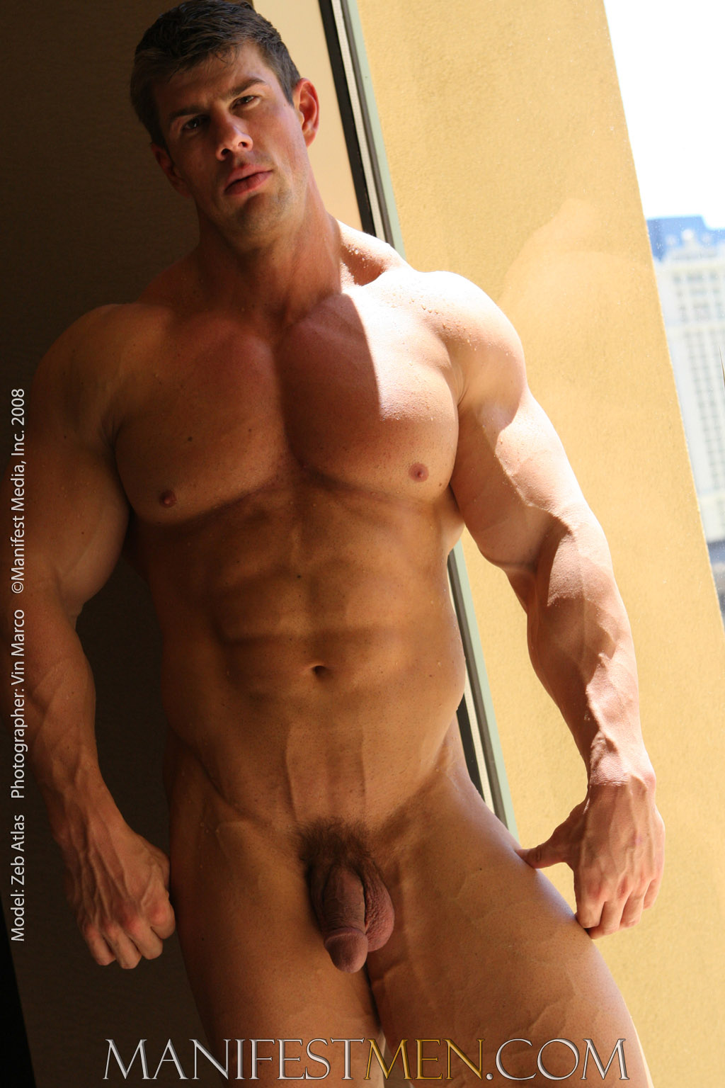 male bodybuilder gay