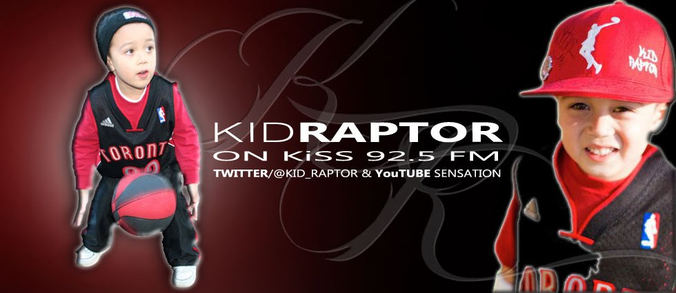 Official Website of KID RAPTOR™