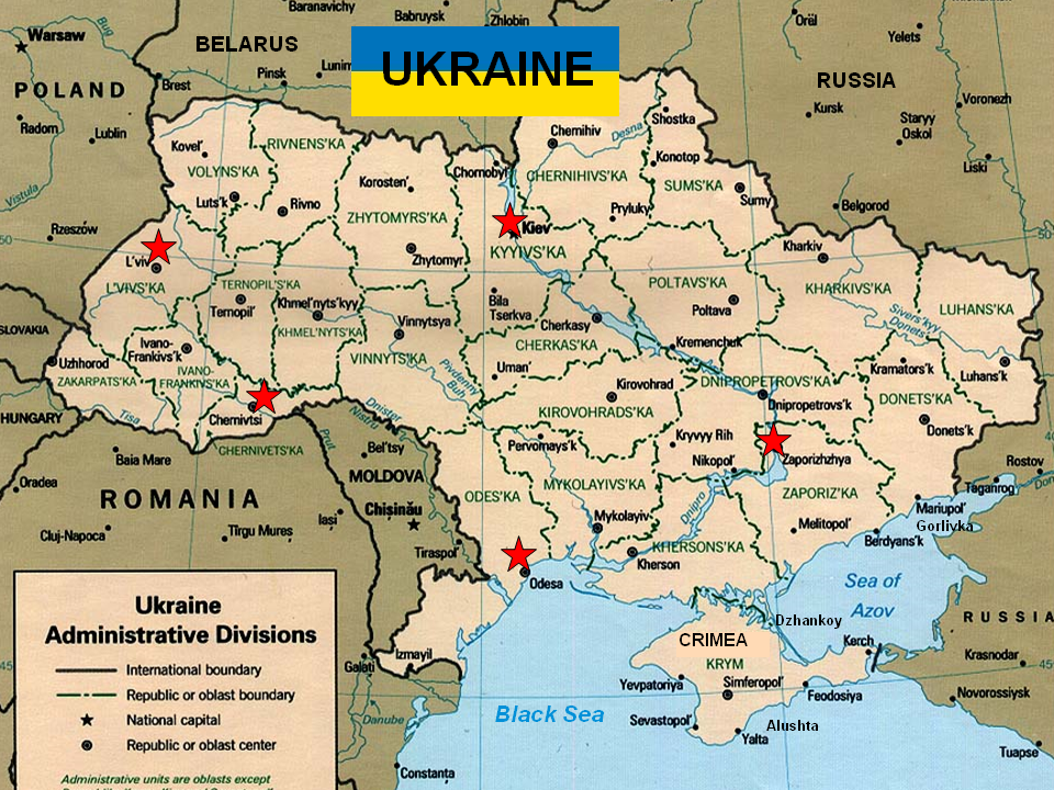 Melissa Prager EcoTravel Blog Our Ukrainian Journey Includes The - Where is kiev