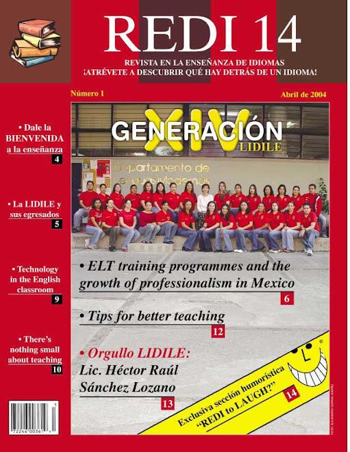 Revista en la Enseñanza de Idiomas