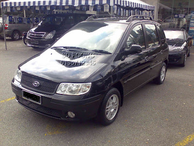 Hyundai Matrix 1.6 NEW 09
