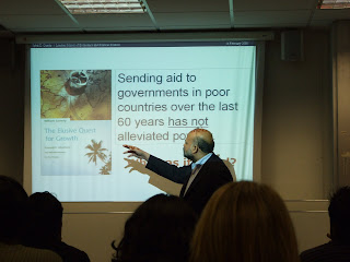 IQBAL QUADIR AT LSE