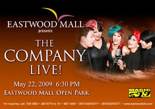 Eastwood Mall Open Park, The Company