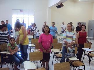 FORMAÇÃO DE MINISTROS DA EUCARISTIA