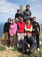 Punt geodèsic de la Torre de Ferrutx