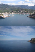 Vistes del Port de Sóller