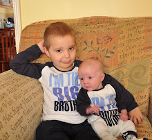 My Boys!  Adam &amp; James