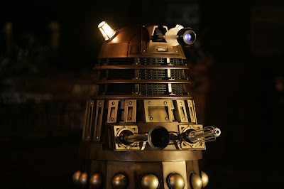 One Dalek of many in the Dalek armies