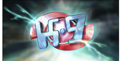 K9 - TV series logo