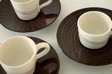 Porcelain Espresso Cups