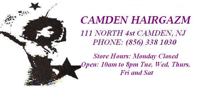 Camden    Hairgazm