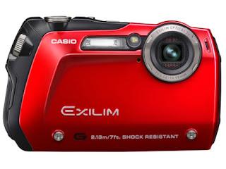 Camara Digital Aventura Casio Exilim EX-G1