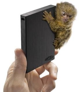 Disco portatil de 640 GB