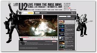 Los mejores conciertos en la red