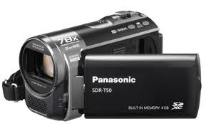Camara Video Panasonic SDR-S50