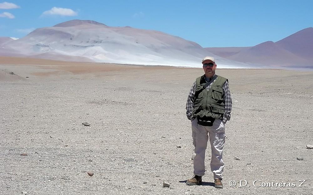 Desierto de Atacama, cercanías de San Pedro de Atacama