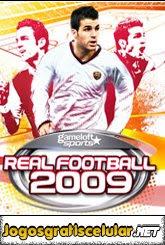 Jogos gratis celular REAL FOOTBALL 2009