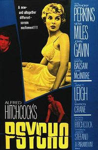 Alfred Hitchcock's Psycho (1960)