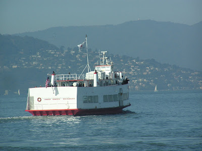 Cruise in San Francisco Bay