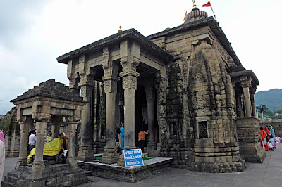 Ancient Shiva Temple in Baijanth, Palampur