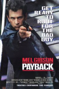 Payback: A dark anti-hero character