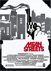 Mean Streets (1973) - Directed by Martin Scorsese, and starring Harvey Keitel, Robert De Niro and David Proval