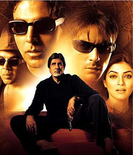 Aankhen (2002) - A bank robbery masterminded by Amitabh Bachchan