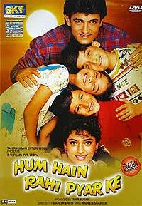 Hum Hain Rahi Pyaar Ke (1993)