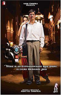 Rab Ne Bana Di Jodi starring Shahrukh Khan, Anushka Sharma and Vinay Pathak