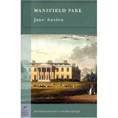 Mansfield Park by Jane Austen (1812)
