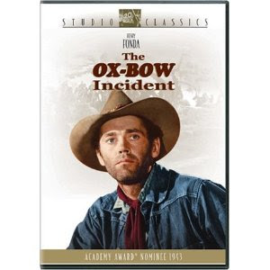 The Ox Bow incident (released in 1943) starring Henry Fonda and Harry Morgan