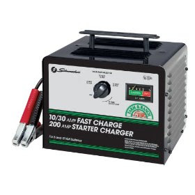 Schumacher SE-3010 Fast Charge Starter Charger