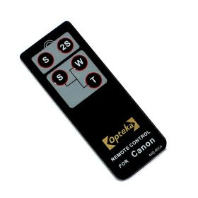 Opteka RC-4 Wireless Remote Control for Canon EOS Digital Rebel XT, XTi, XSi, & T1i Digital SLR (Canon RC-1 Replacement)