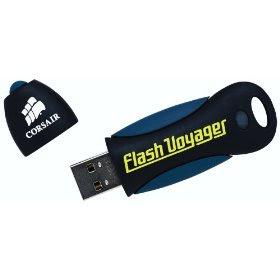 Corsair Flash Voyager 16 GB USB 2.0 Flash Drive CMFUSB2.0-16GB